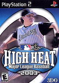 High Heat Baseball 2003
