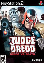 Judge Dredd: Dredd vs Death