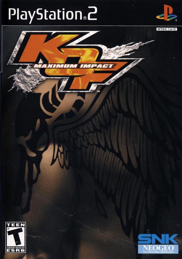King of Fighters Maximum