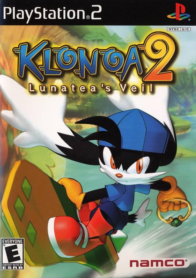 Klonoa 2: Lunateas Veil