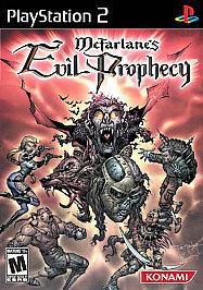 McFarlanes Evil Prophecy