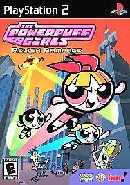 Powerpuff Girls Relish Rampage
