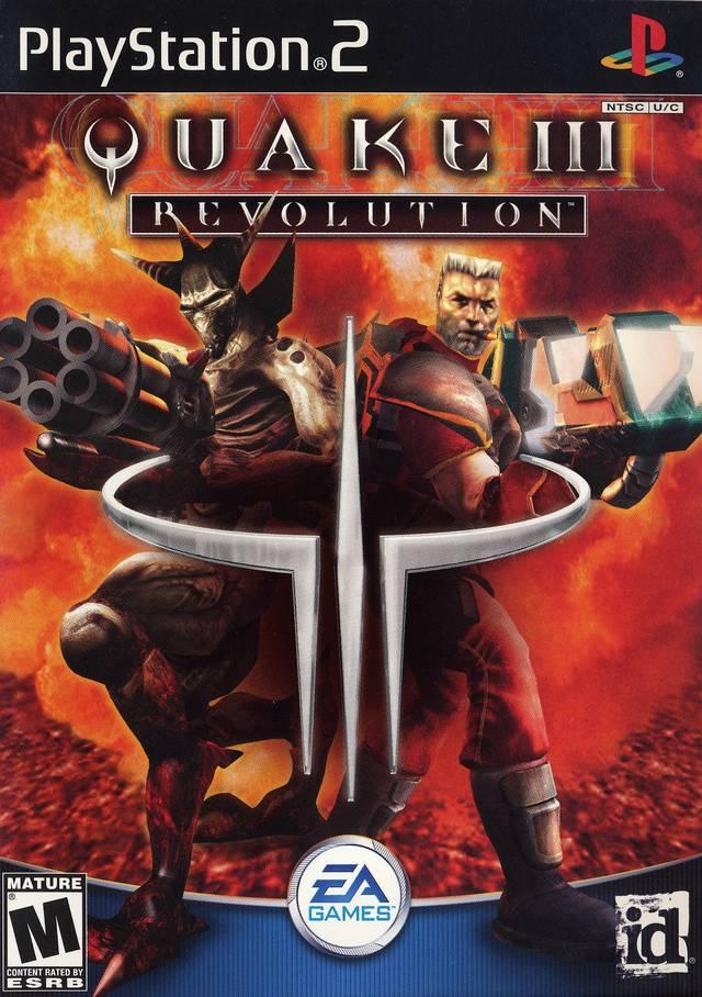 Quake III 3: Revolution