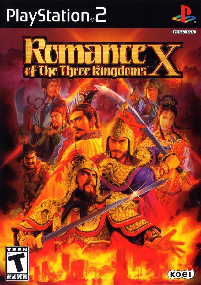 Romance Three Kingdoms X 10