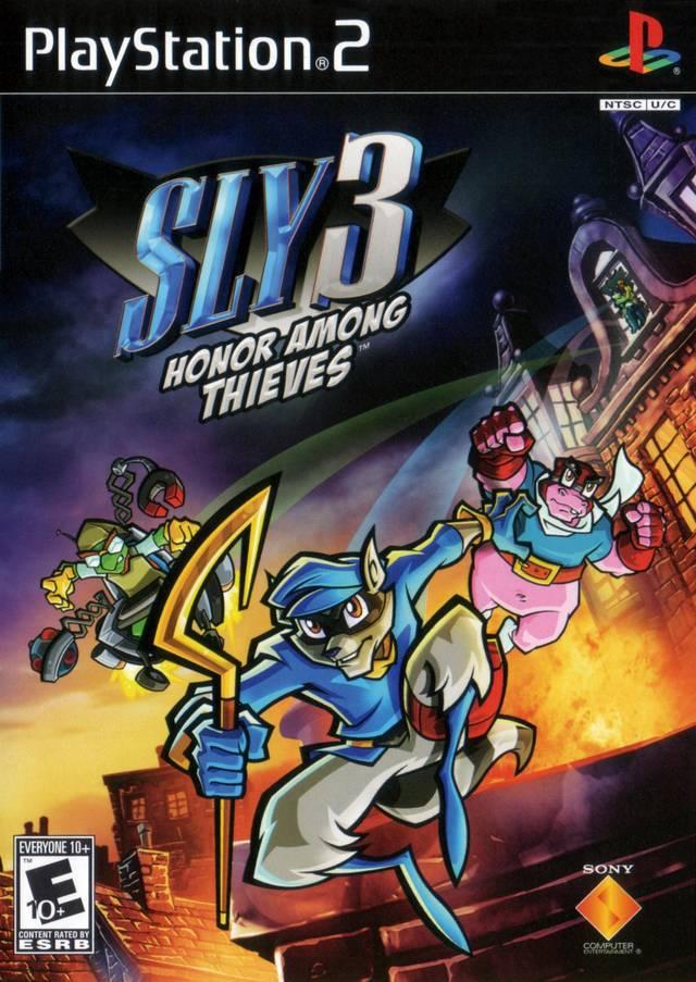 Sly 3
