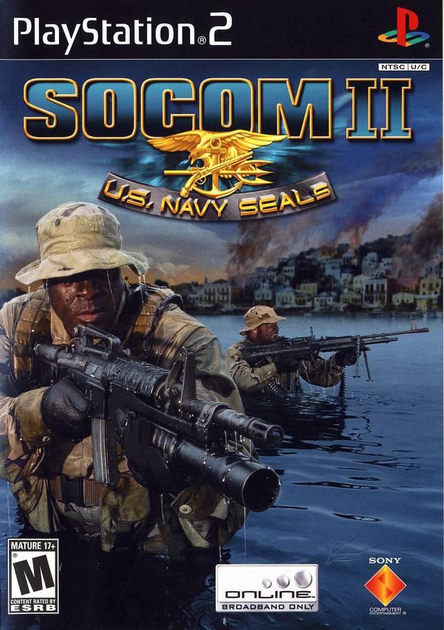 Socom II 2: U.S. Navy Seals