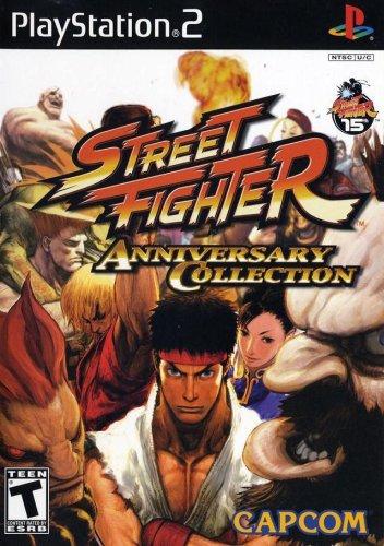 Street Fighter Anniversary