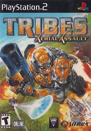 Tribes: Aerial Assault