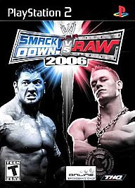WWE: Smackdown Vs Raw 2006