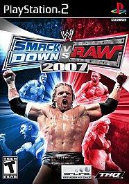 WWE: Smackdown Vs Raw 2007