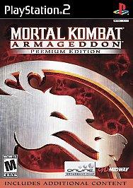 Mortal Kombat: Armageddon PE