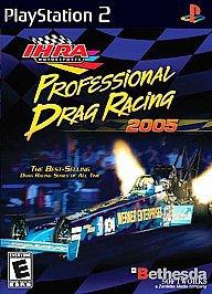 IHRA Professional Drag Racing