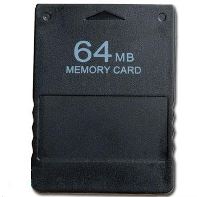 64 MB Memory Card - 3rd Party