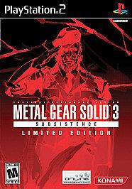 Metal Gear Subsistence LE