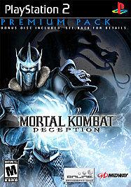 Mortal Kombat: Deception SE