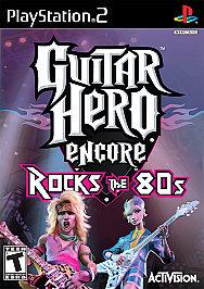 Guitar Hero Encore