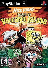 Nicktoons: Battle for Volcano