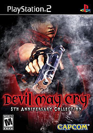 Devil May Cry 4-Disc
