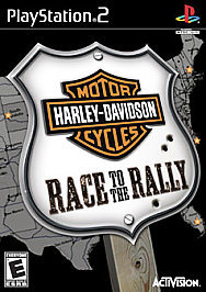 Harley Davidson: Race To Rally