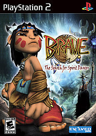 Brave Search For Spirit Dancer
