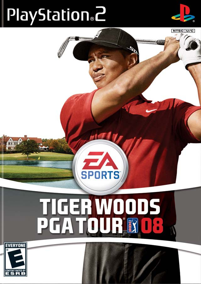 Tiger Woods PGA Tour 2008 08