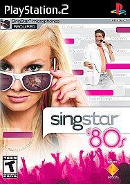 SingStar: 80s