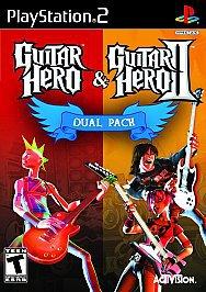Guitar Hero & Guitar Hero II 2