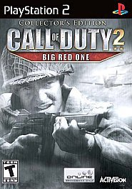 Call of Duty 2: Big Red One CE