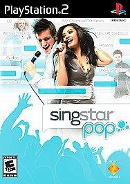 SingStar: Pop