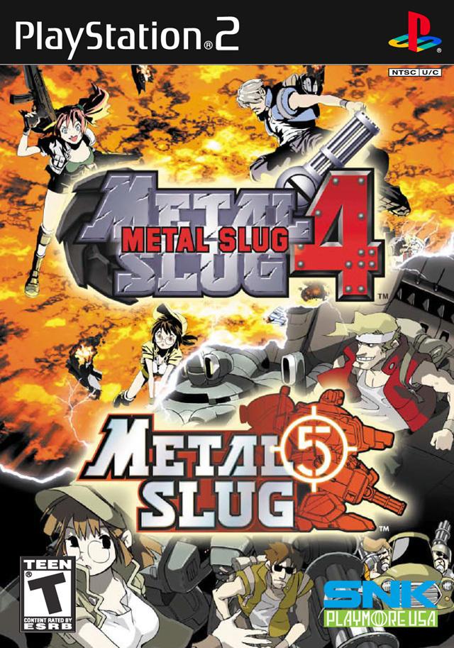 Metal Slug 4/5