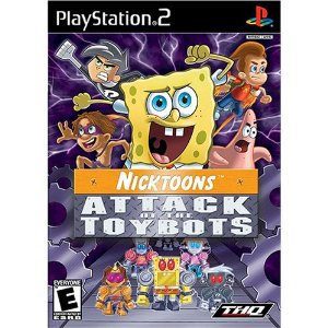 Nicktoons: Attack Of The