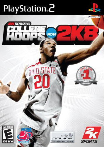 NCAA College Hoops 2K8