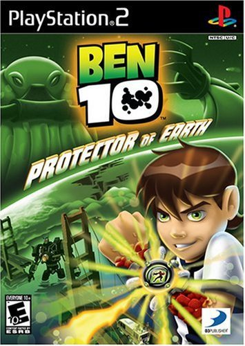 Ben 10 Protector of Earth