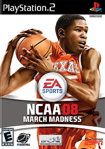 NCAA March Madness 2008 08