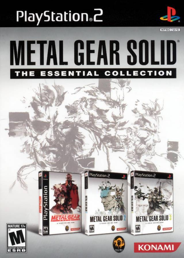 Metal Gear Solid Box Set