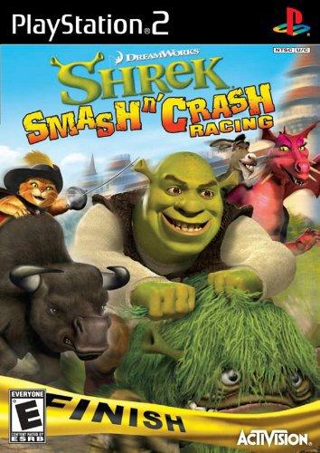 Shrek: Smash N Crash Racing