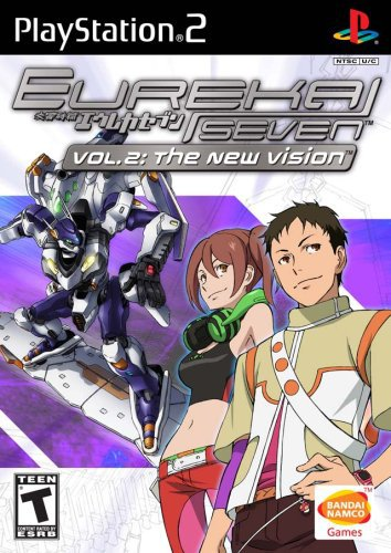 Eureka Seven Volume 2