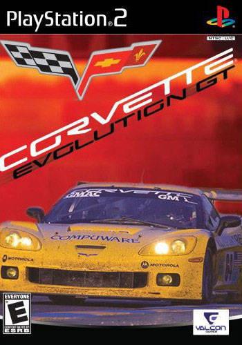Corvette: Evolution GT