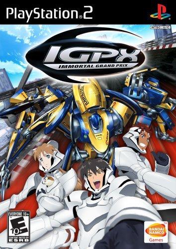 IGPX Immortal Grand Prix