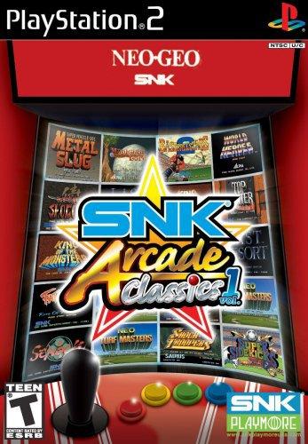 SNK Arcade Classics