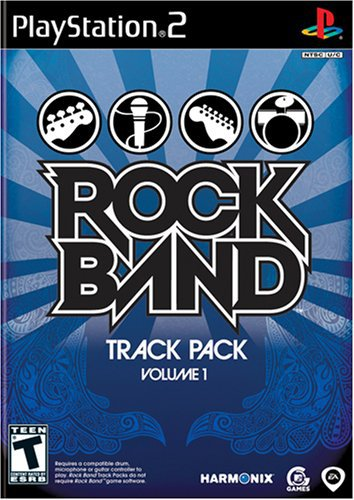 Rock Band Track Pack Vol 1