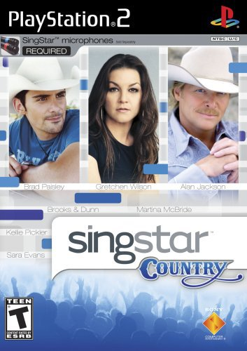 SingStar: Country