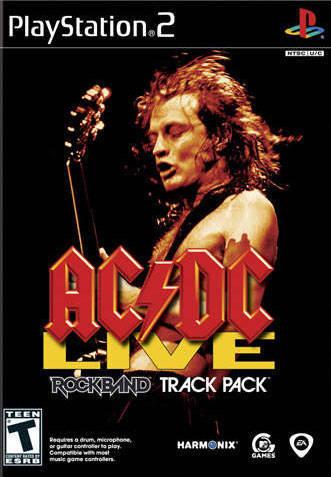 AC/DC Live Track Pack