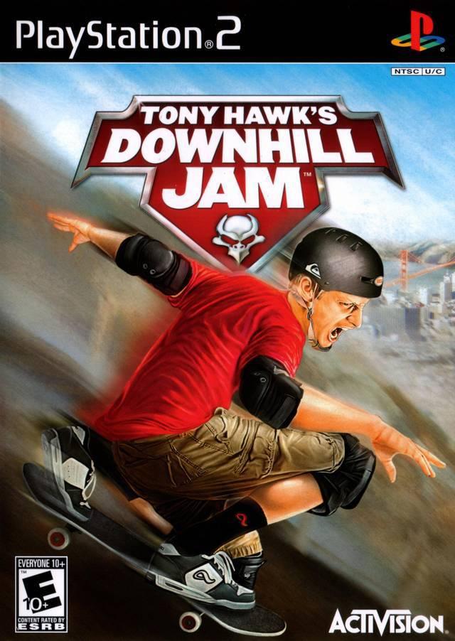 Tony Hawks Downhill Jam