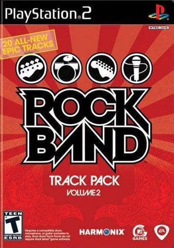 Rock Band Track Pack Vol 2