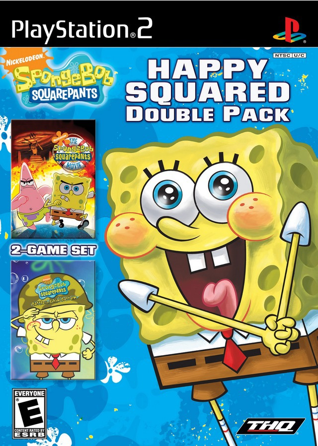 Happy Squared Double Pack