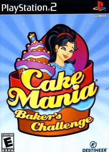 Cake Mania: Bakers Challenge