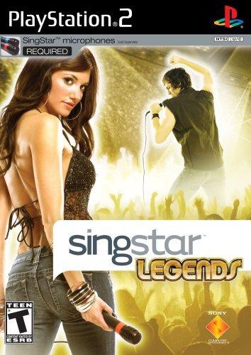 SingStar: Legends
