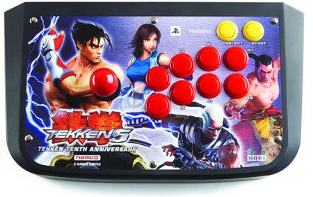 Tekken 5 Arcade Controller