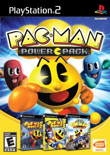 Pac-man Power Pack